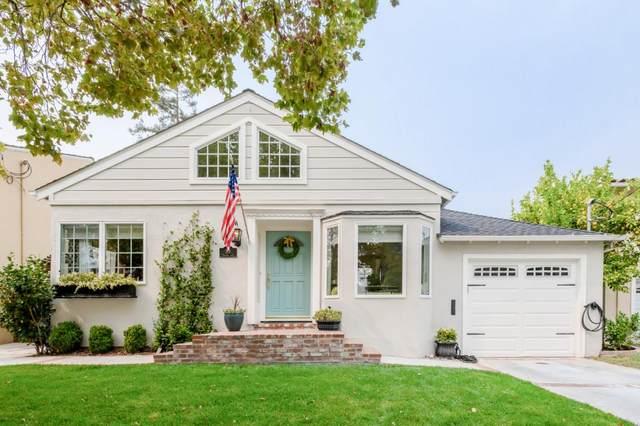 258 Delmar Way, San Mateo, CA 94403 (#ML81811113) :: The Sean Cooper Real Estate Group
