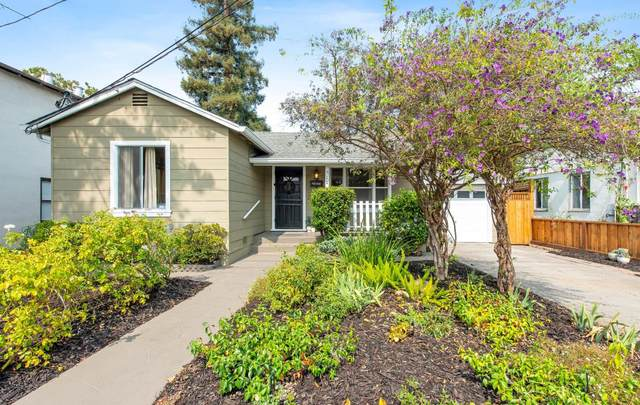 311 D Street, Redwood City, CA 94063 (#ML81811116) :: The Realty Society