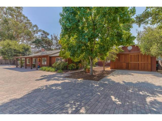 308 W Carmel Valley Rd, Carmel Valley, CA 93924 (#ML81811138) :: Alex Brant