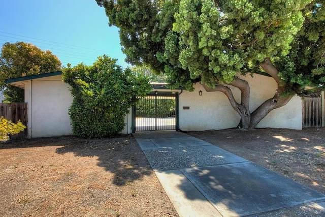 536 Hawthorn Ave, Sunnyvale, CA 94086 (#ML81811167) :: The Realty Society