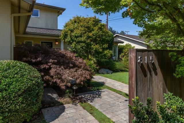 815 Pear Ave, Sunnyvale, CA 94087 (#ML81811171) :: The Realty Society