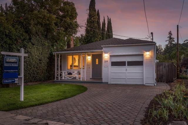 244 Hillview Ave, Redwood City, CA 94062 (#ML81811172) :: The Sean Cooper Real Estate Group