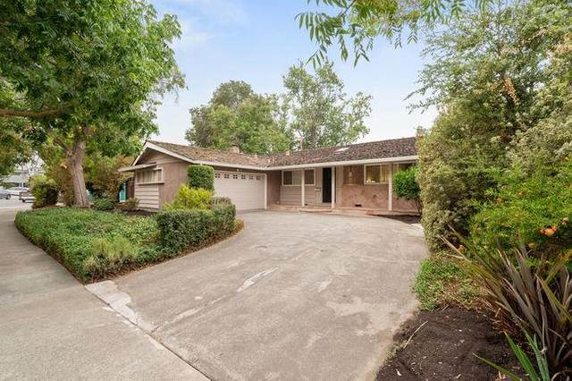 10421 Pineville Ave, Cupertino, CA 95014 (#ML81811239) :: Live Play Silicon Valley