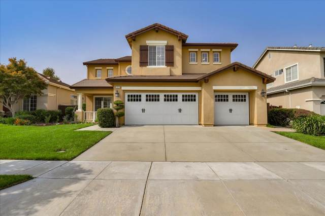 1531 Peregrine Dr, Gilroy, CA 95020 (#ML81811250) :: Live Play Silicon Valley