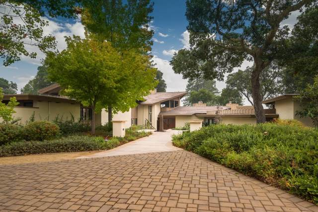 120 Farm Rd, Woodside, CA 94062 (#ML81811256) :: The Kulda Real Estate Group