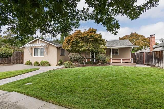 915 Mockingbird Ln, Sunnyvale, CA 94087 (#ML81811270) :: The Realty Society