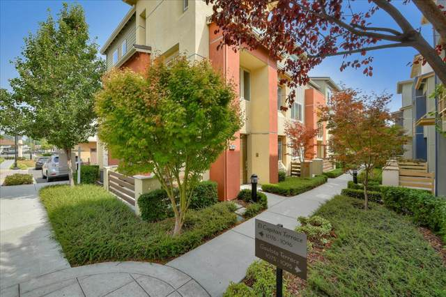 1076 El Capitan Ter, Sunnyvale, CA 94085 (#ML81811305) :: The Goss Real Estate Group, Keller Williams Bay Area Estates