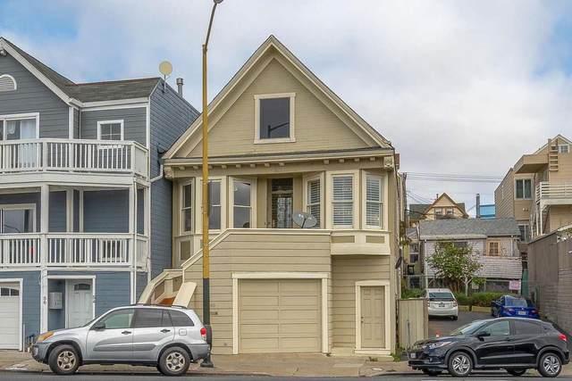 50 Monterey Blvd, San Francisco, CA 94131 (#ML81811324) :: RE/MAX Gold