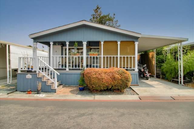 1085 Tasman Dr 854, Sunnyvale, CA 94089 (#ML81811346) :: The Realty Society