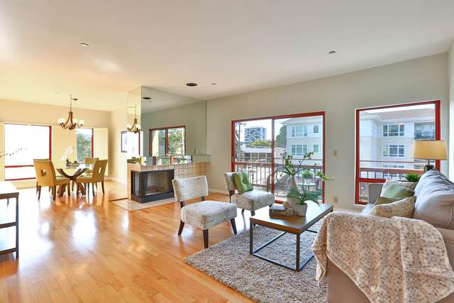 10 9th Ave 301, San Mateo, CA 94401 (#ML81811354) :: The Realty Society