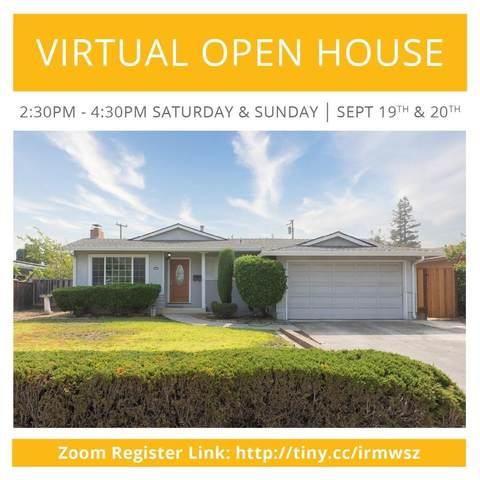 4730 W Hacienda Ave, Campbell, CA 95008 (#ML81811379) :: The Realty Society