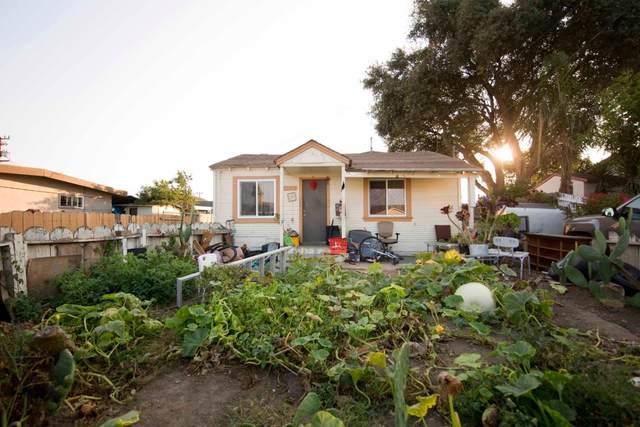 1210 Del Monte Ave, Salinas, CA 93905 (#ML81811387) :: The Realty Society