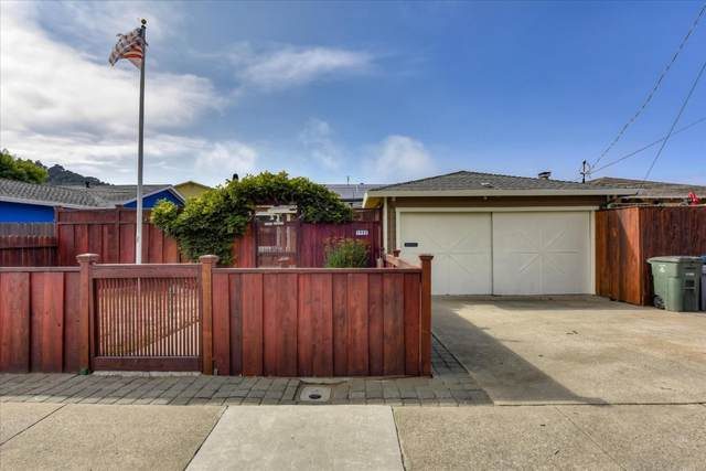 1192 Peralta Rd, Pacifica, CA 94044 (#ML81811423) :: The Realty Society