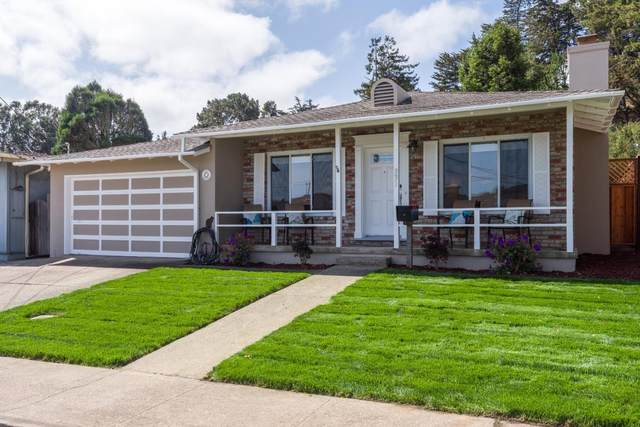 331 Arbor Dr, South San Francisco, CA 94080 (#ML81811473) :: The Goss Real Estate Group, Keller Williams Bay Area Estates