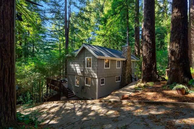 23 Skylonda Dr, Woodside, CA 94062 (#ML81811474) :: The Sean Cooper Real Estate Group