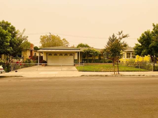 869 San Mateo Ct, Sunnyvale, CA 94085 (#ML81811475) :: The Realty Society