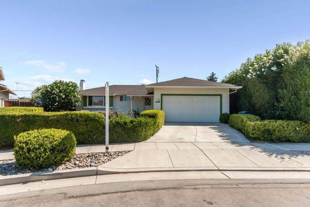 1068 Freestone Ave, Sunnyvale, CA 94087 (#ML81811495) :: The Goss Real Estate Group, Keller Williams Bay Area Estates