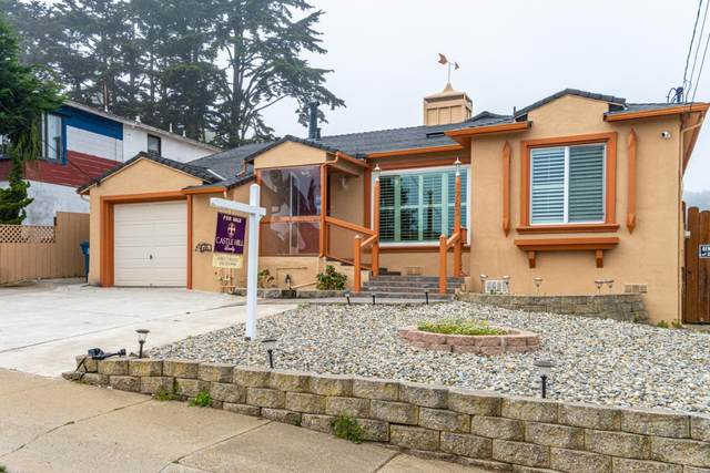 1763 Sweetwood Dr, Daly City, CA 94015 (#ML81811505) :: The Goss Real Estate Group, Keller Williams Bay Area Estates