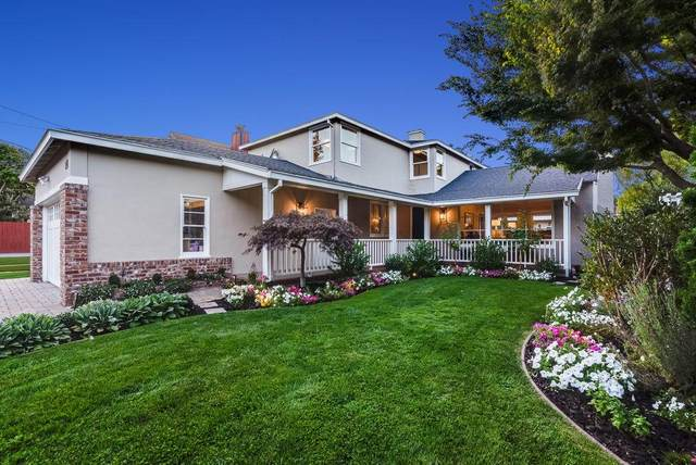 1622 Forest View Ave, Burlingame, CA 94010 (#ML81811522) :: The Realty Society