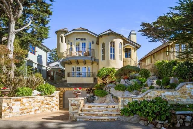 26249 Ocean View Ave, Carmel, CA 93923 (#ML81811551) :: Strock Real Estate