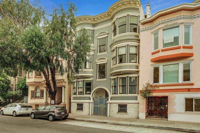 1038 Guerrero St, San Francisco, CA 94110 (MLS #ML81811559) :: Compass