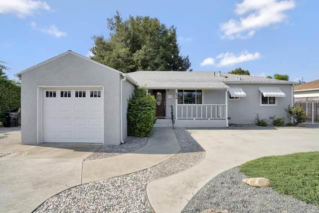 546 Saratoga Ave, Santa Clara, CA 95050 (#ML81811560) :: The Goss Real Estate Group, Keller Williams Bay Area Estates