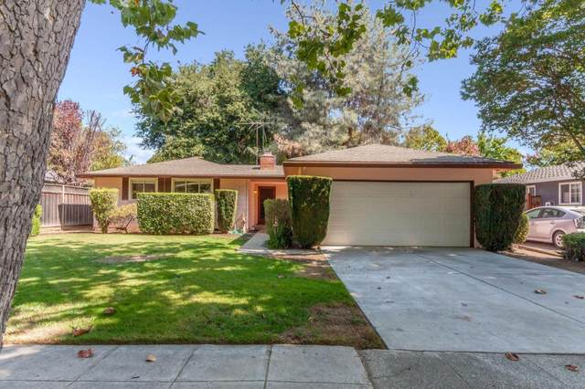 2112 Parkwood Way, San Jose, CA 95125 (#ML81811572) :: The Gilmartin Group