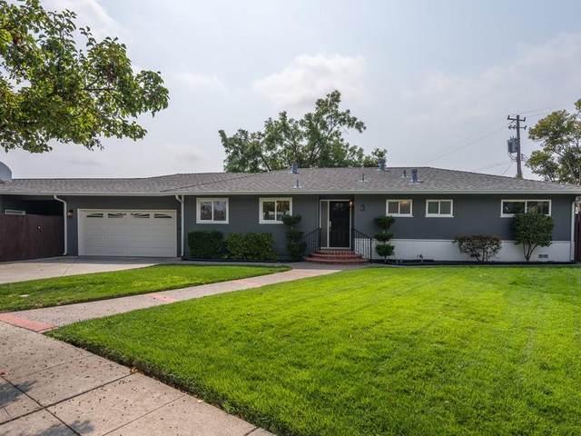 3 Shaw Ct, Redwood City, CA 94061 (#ML81811582) :: The Gilmartin Group