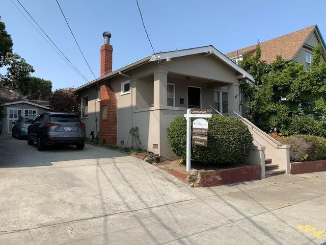 221 East Ave, San Bruno, CA 94066 (#ML81811588) :: The Gilmartin Group