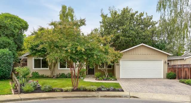 1077 Brighton Pl, Mountain View, CA 94040 (#ML81811606) :: The Goss Real Estate Group, Keller Williams Bay Area Estates