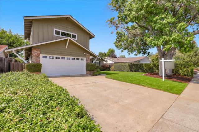 911 Monica Ln, Campbell, CA 95008 (#ML81811608) :: Real Estate Experts