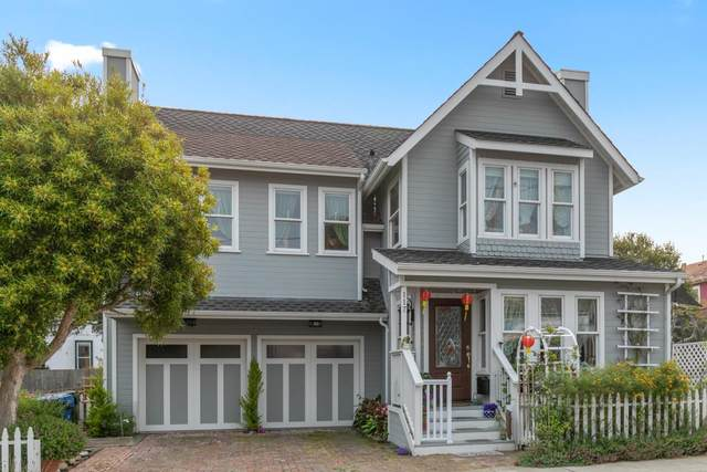 117 17th St, Pacific Grove, CA 93950 (#ML81811634) :: Alex Brant
