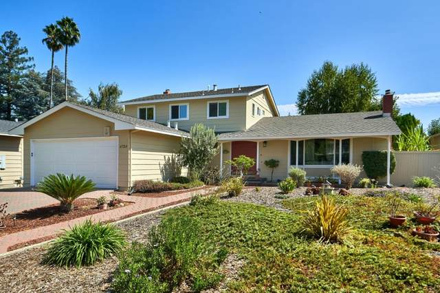 6722 Mount Pakron Dr, San Jose, CA 95120 (#ML81811657) :: The Realty Society