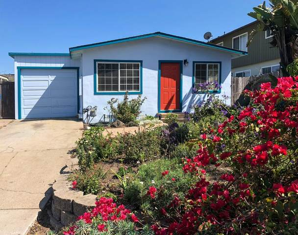 1656 Waring St, Seaside, CA 93955 (#ML81811671) :: Real Estate Experts