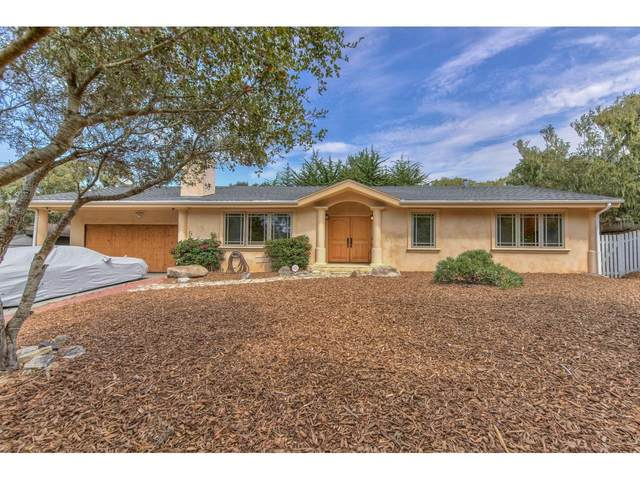 1067 Ortega Rd, Pebble Beach, CA 93953 (#ML81811674) :: The Sean Cooper Real Estate Group