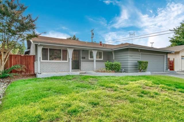 1442 Maria Way, San Jose, CA 95117 (#ML81811712) :: Live Play Silicon Valley