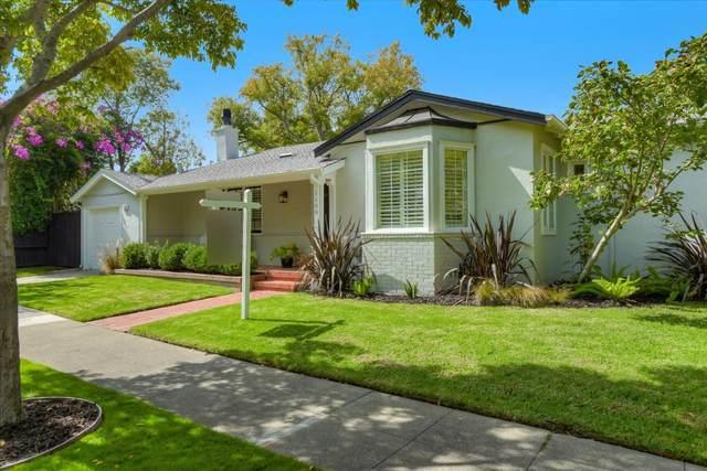 1100 Oxford Rd, Burlingame, CA 94010 (#ML81811714) :: The Kulda Real Estate Group