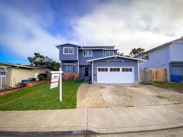 3031 Fasman Dr, San Bruno, CA 94066 (#ML81811726) :: RE/MAX Gold