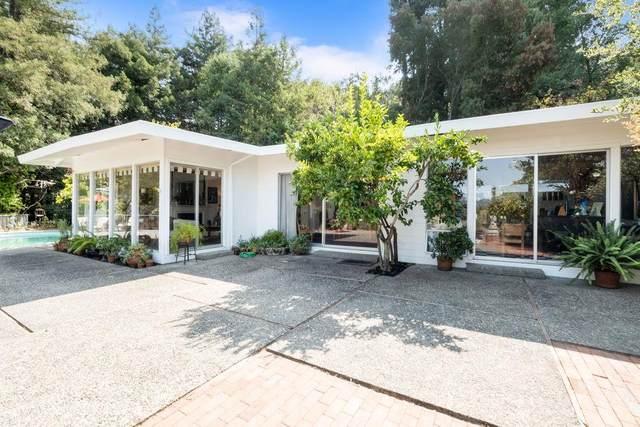 10 Fern Way, KENTFIELD, CA 94904 (#ML81811727) :: The Goss Real Estate Group, Keller Williams Bay Area Estates