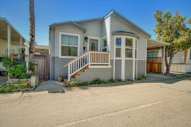 740 30TH AVE 95, Santa Cruz, CA 95062 (#ML81811732) :: Real Estate Experts