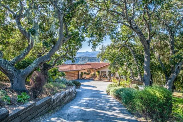 31495 Via Las Rosas, Carmel Valley, CA 93924 (#ML81811768) :: Alex Brant
