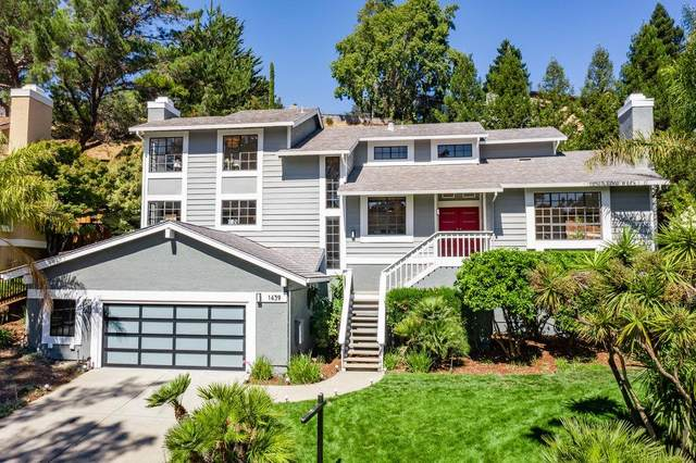 1439 Rainbow Dr, San Mateo, CA 94402 (#ML81811831) :: Real Estate Experts