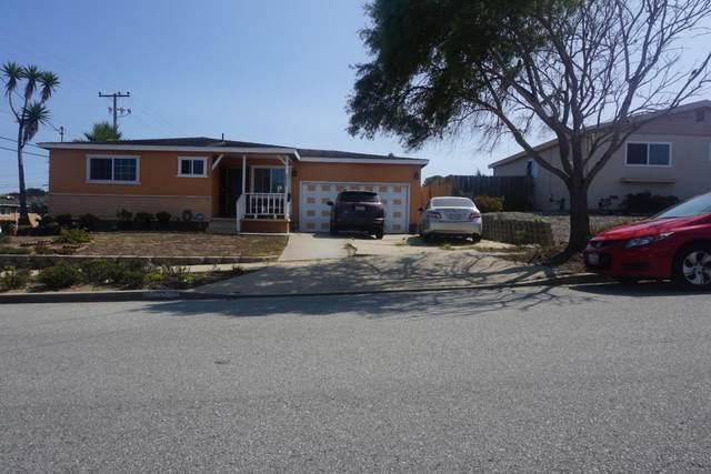 3032 Owen Ave, Marina, CA 93933 (#ML81811835) :: Strock Real Estate