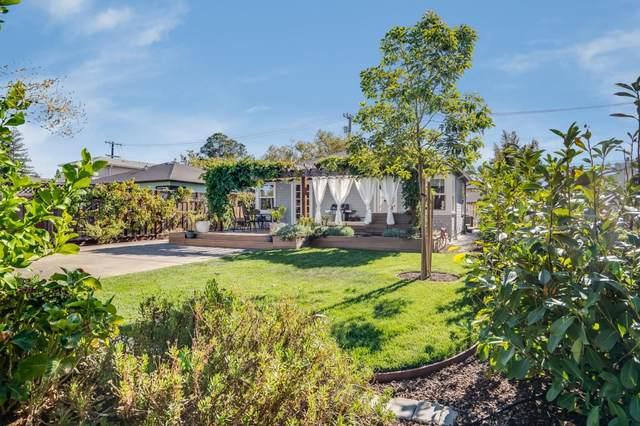 1341 Valota Rd, Redwood City, CA 94061 (#ML81811854) :: The Sean Cooper Real Estate Group
