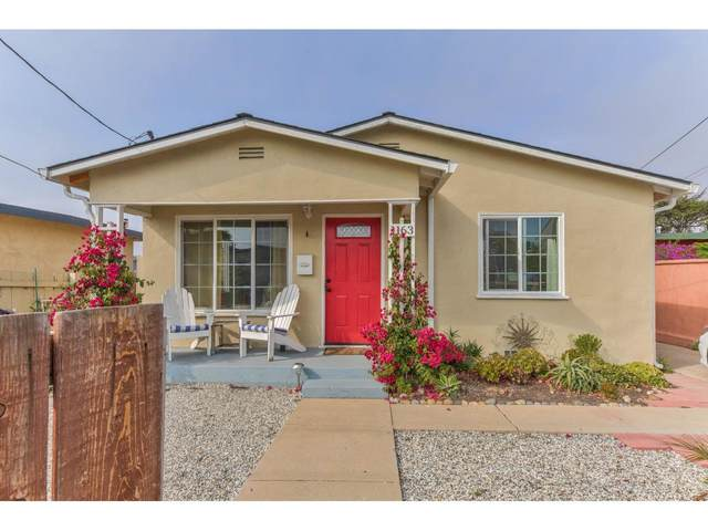 1163 Sonoma Ave, Seaside, CA 93955 (#ML81811948) :: Strock Real Estate