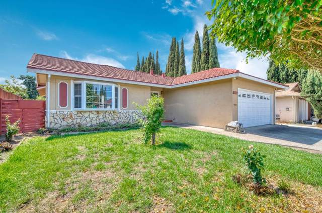 156 Woodland Way, Milpitas, CA 95035 (#ML81811955) :: Live Play Silicon Valley