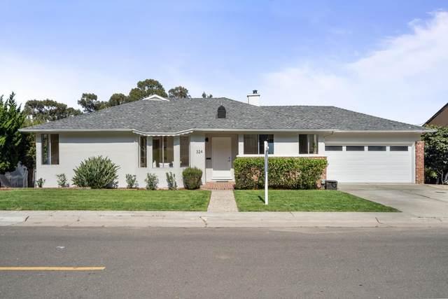 324 41st Ave, San Mateo, CA 94403 (#ML81811957) :: The Realty Society