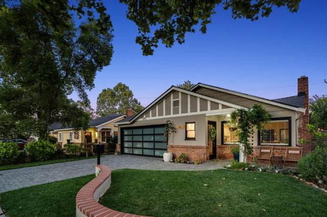 1922 Jonathan Ave, San Jose, CA 95125 (#ML81811966) :: The Realty Society