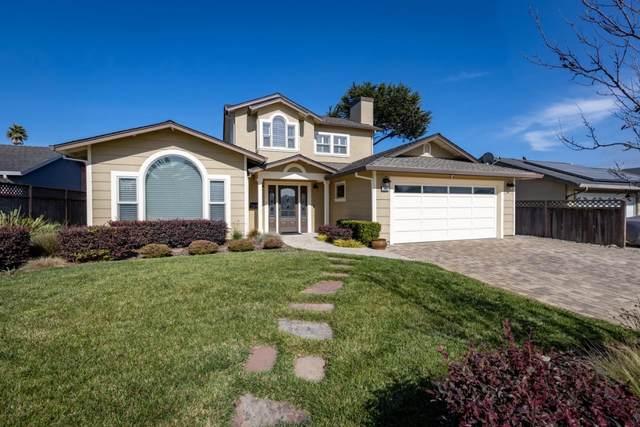 1509 Hawser Ln, Half Moon Bay, CA 94019 (#ML81811972) :: The Kulda Real Estate Group