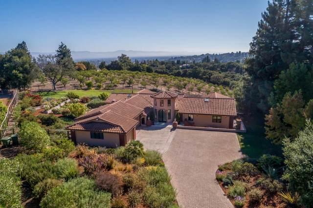 26910 Dezahara Way, Los Altos Hills, CA 94022 (#ML81811985) :: The Kulda Real Estate Group